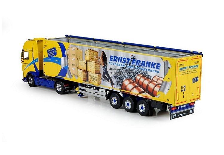 DAF Euro 6 XF SSC  Cargo floor Franke Ernst