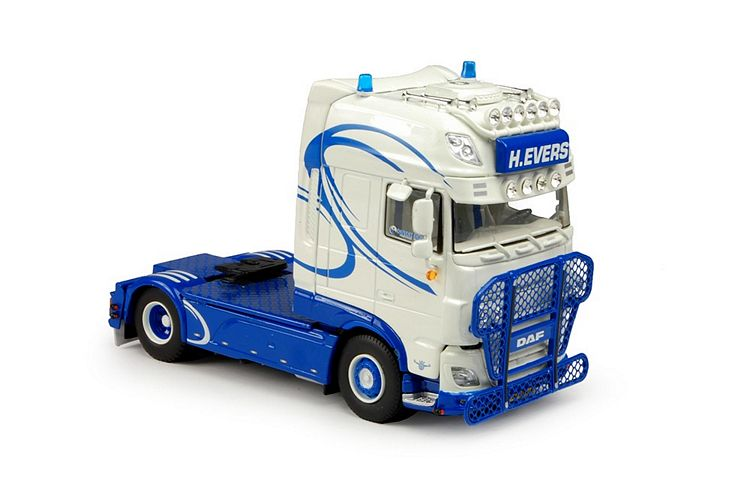DAF Euro 6 XF SSC  Evers H.