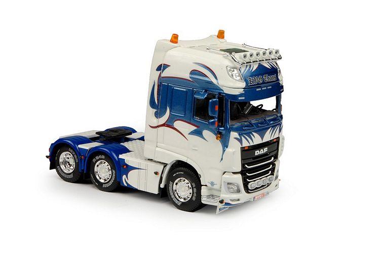 DAF Euro 6 XF SSC KVG Trans