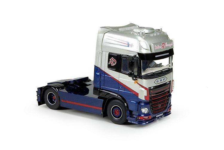 DAF Euro 6 XF SSC LD Transport