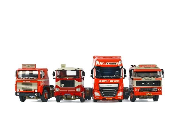 DAF Scania Volvo Box Set Heebink