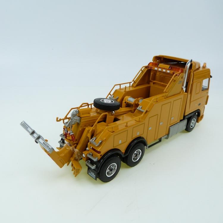 DAF XF 95 3achs Bergefahrzeug Wrecker