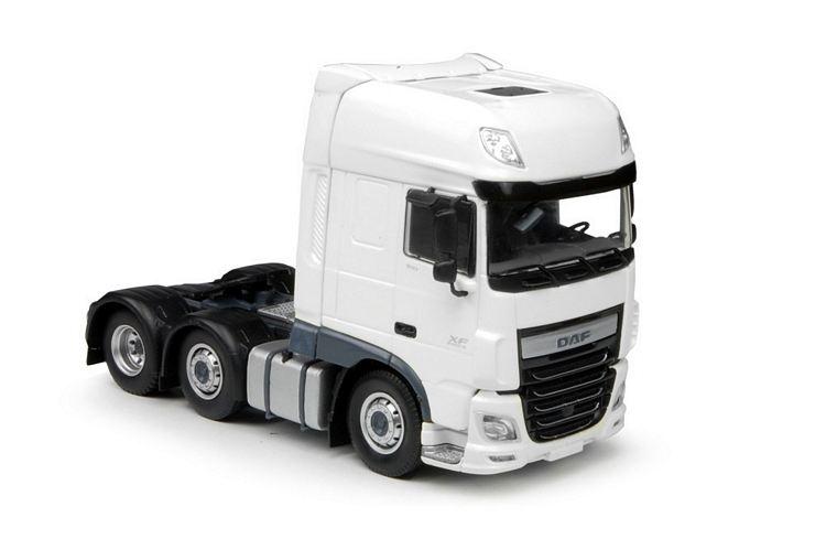 DAF XF EUR6 SSC 6x2