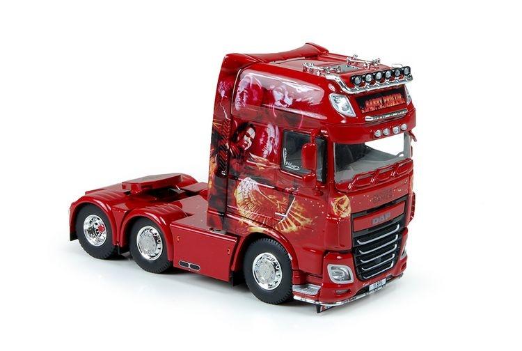 DAF XF Euro 6 6x2 SSC Barry Proctor