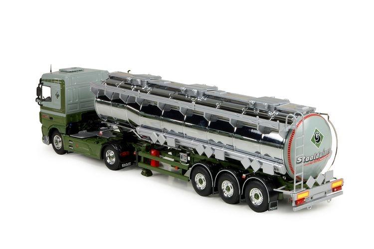 DAF XF Euro 6 SC Tankaufliger  Staalduinen