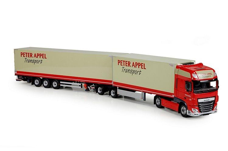 DAF XF Euro 6 SSC 4x2 LZV  Kombination Appel Pete