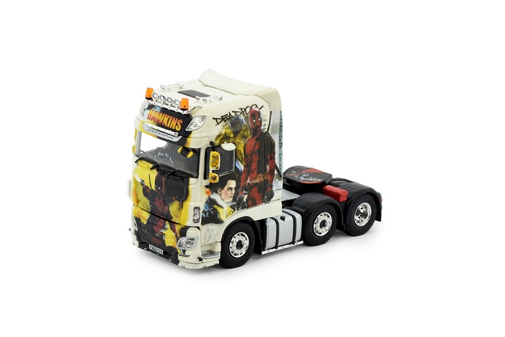 DAF XF Euro 6 SSC Hawkins Paul Deadpool