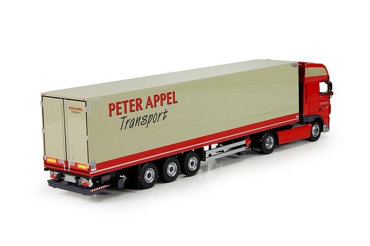 DAF XF Euro 6 SSC  Kuehlauflieger Appel Peter