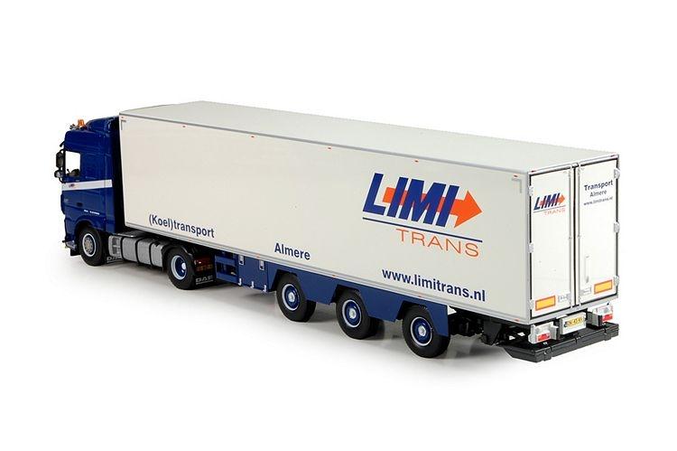 Daf XF Euro6 Spacecab LIMI Trans