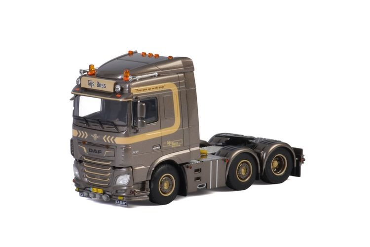DAF XF Space Cab MY2017 Boss Transport