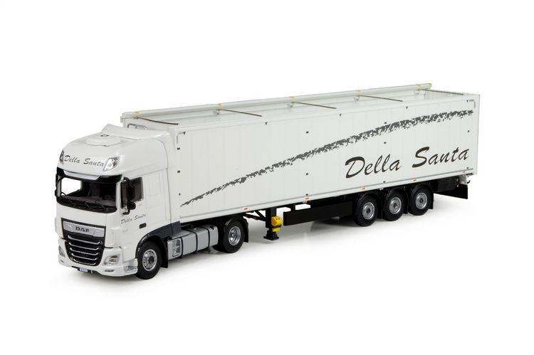 DAF XF SSC Cargo floor  Schoni Della Santa