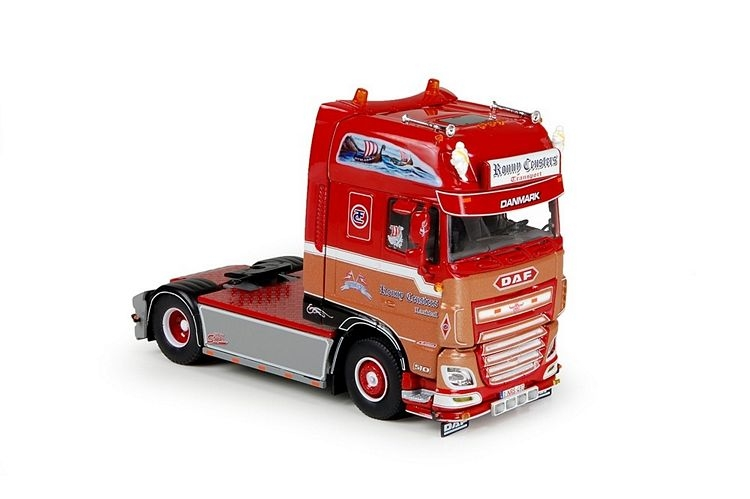 DAF XF SSC Euro 6 Ceusters Ronny
