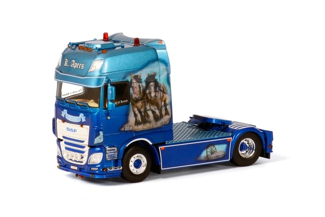 DAF XF SSC K. Apers