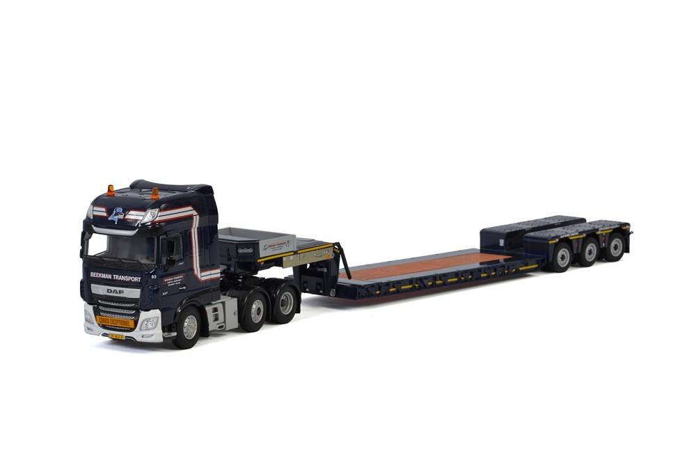 DAF XF SSC  Low Loader  Beekman Transport