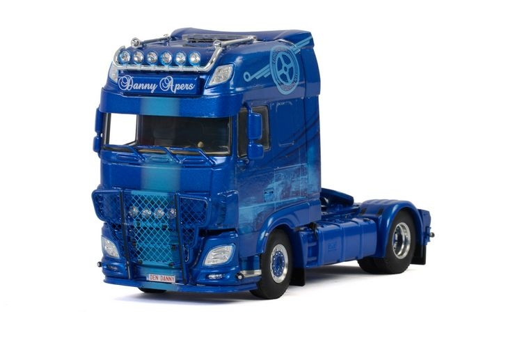 DAF XF SSC MY2017  Danny Apers