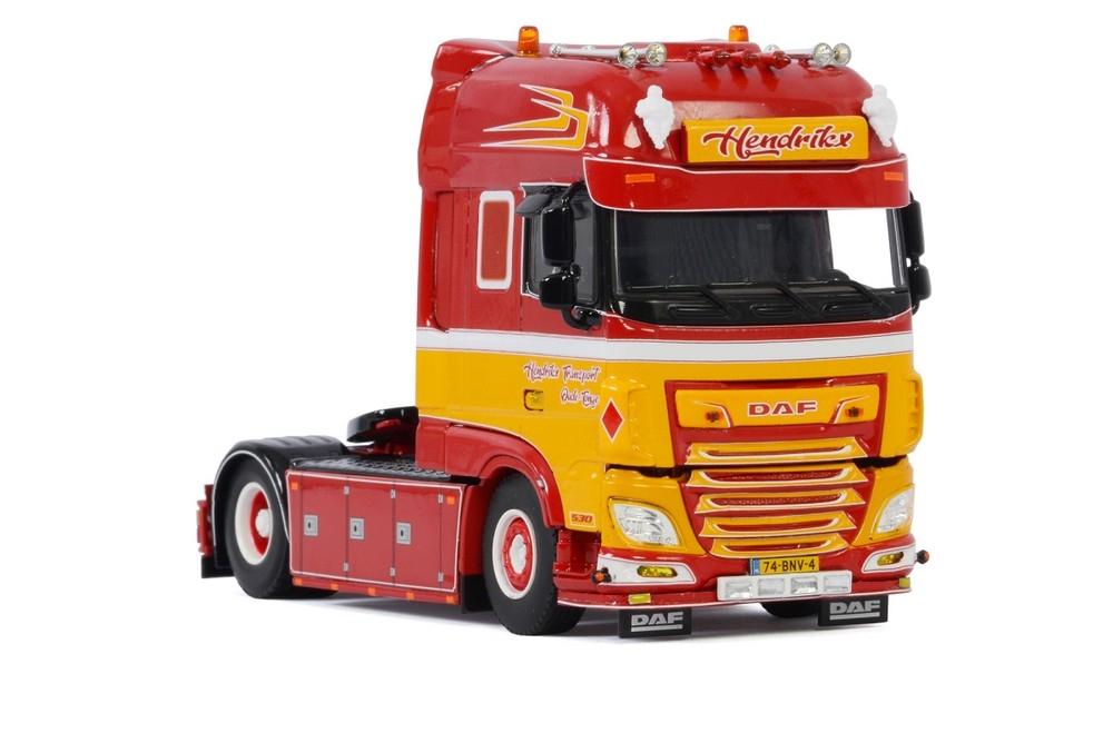 DAF XF SSC MY2017  Hendrikx Transport