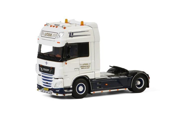 DAF XF SSC MY2017 Luitjens Int Transport