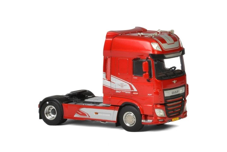 DAF XF SSC MY2017 Red
