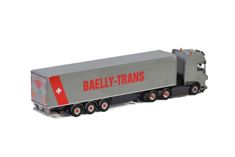 DAF XF SSC MY2017  Reefer  Baelly-Trans