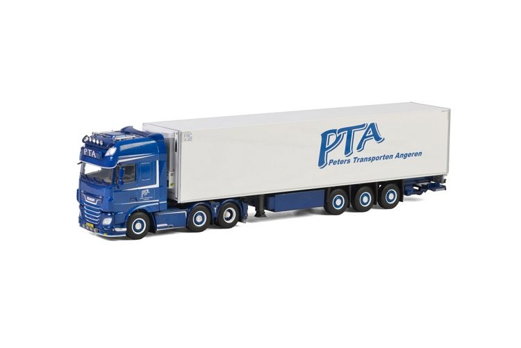 DAF XF SSC MY2017 Reefer Peters Transport Angeren