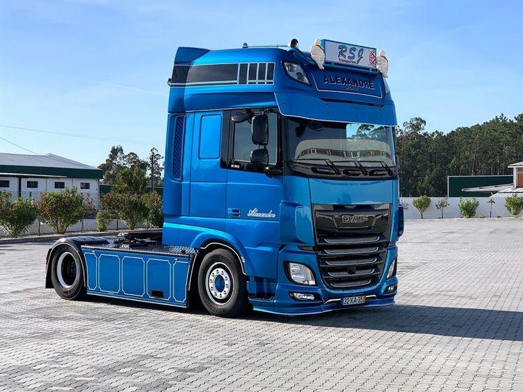 DAF XF SSC  MY2017  RSJ Transportes