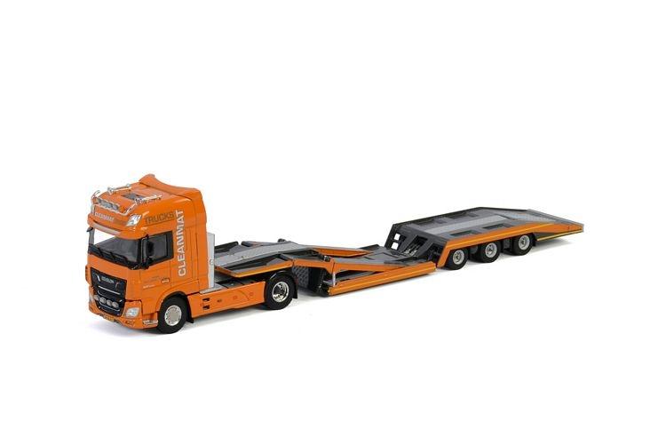 DAF XF SSC MY2017 Truck Transporter  Clean Mat