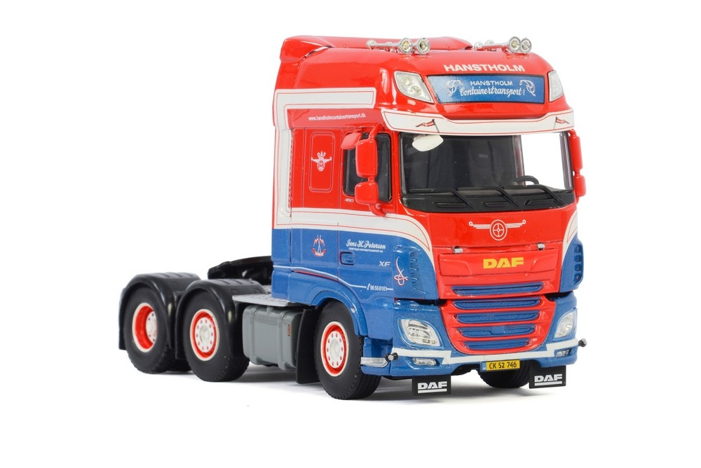 DAF XF SSC MY2017  Twin Steer Jens Petersen