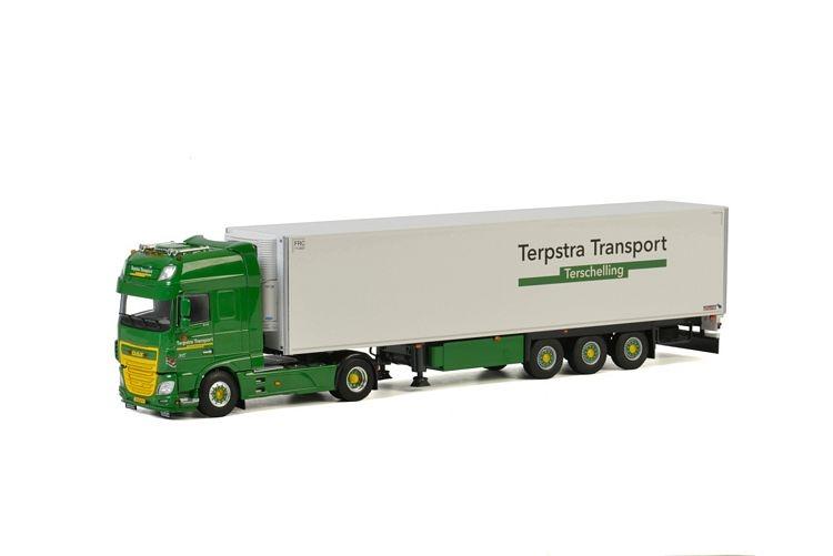 DAF XF SSC Reefer  Terpstra Transport