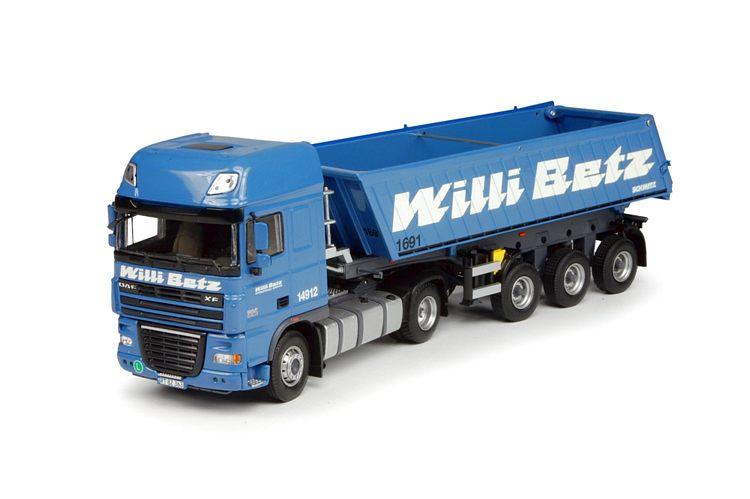 DAF XF105 SSC Betz Willi