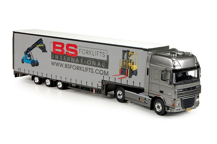 DAF XF105 SSC  Muesburger  BS Forklifts