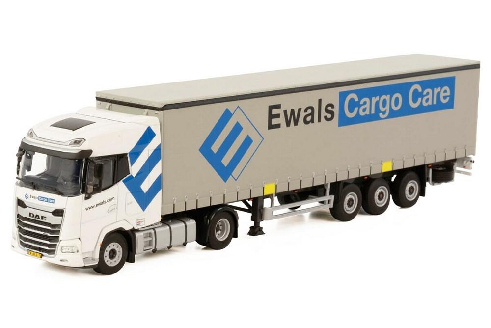 DAF XG 4X2 Curtainside Trailer3 axle  Ewals Cargo Care B.V.