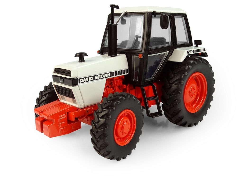 David Brown 1490  4WD