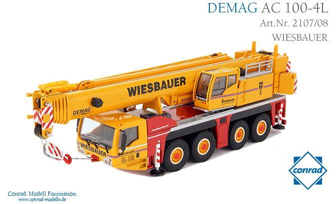 Demag AC 100 4L Teleskopkran Wiesbauer v2