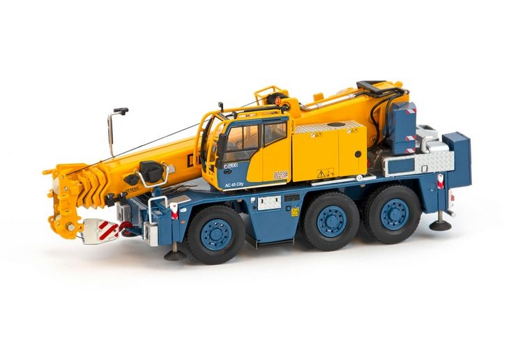 Demag AC45 City Large Wheel Edition