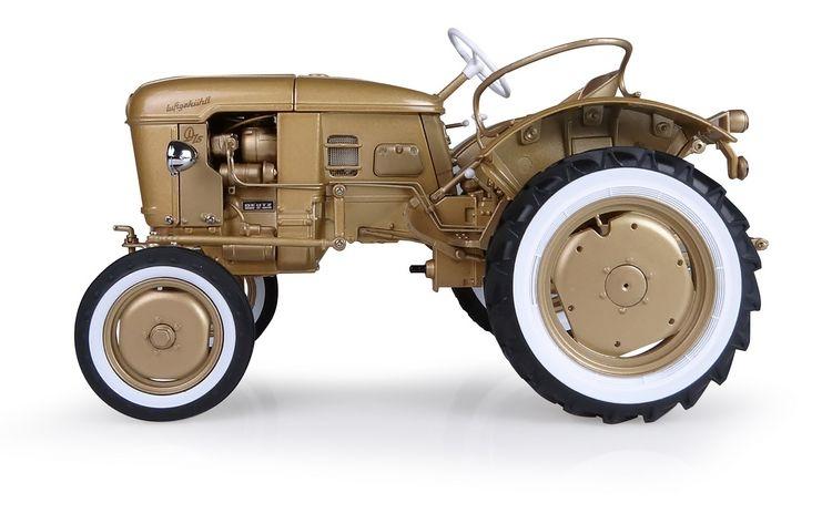 Deutz D15 Gold Edition Limited