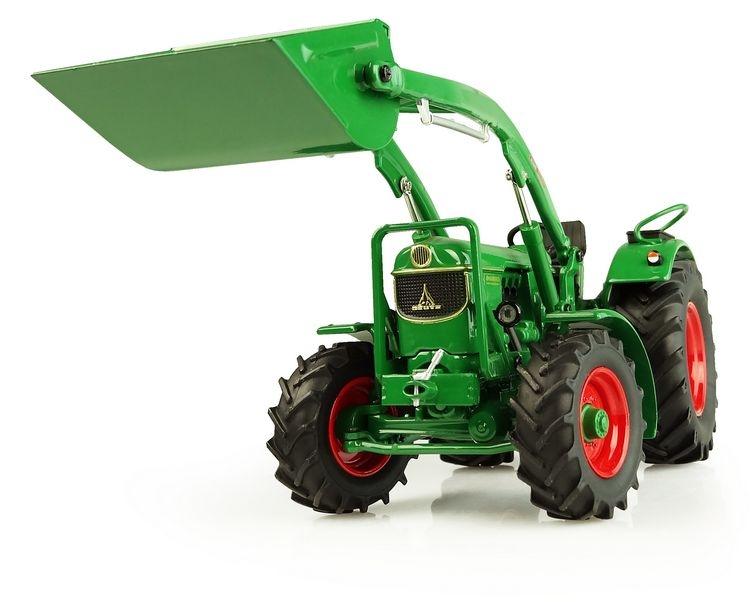 Deutz D6005  4WD front loader