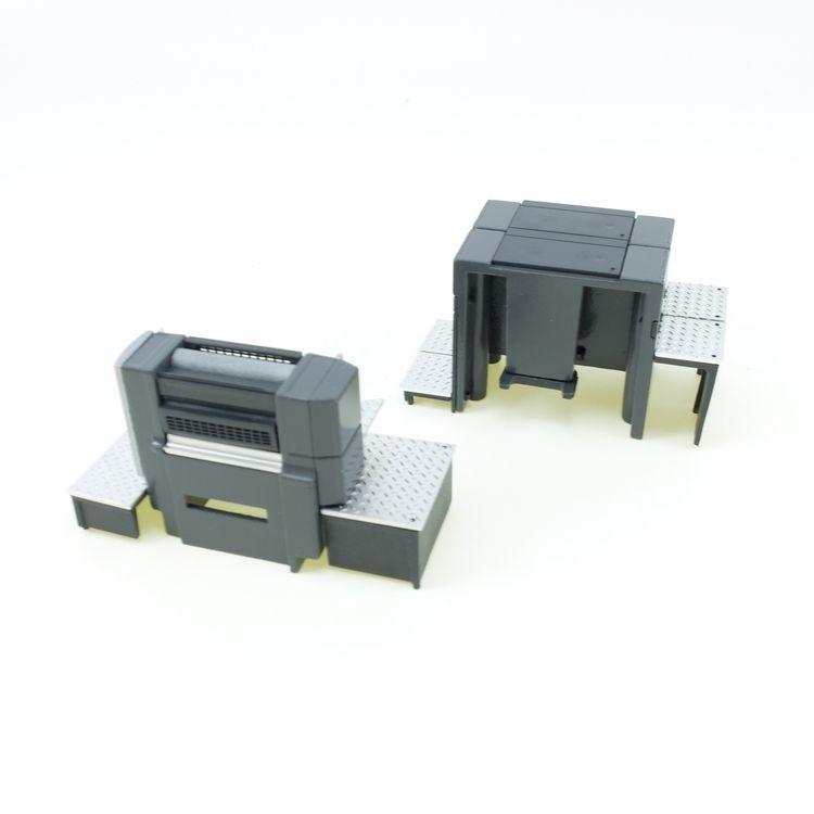 Druckermaschine SM 102-4  Heidelberger