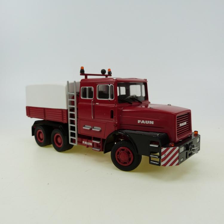 FAUN 1206 Schwerlastzugmaschine FAUN RW