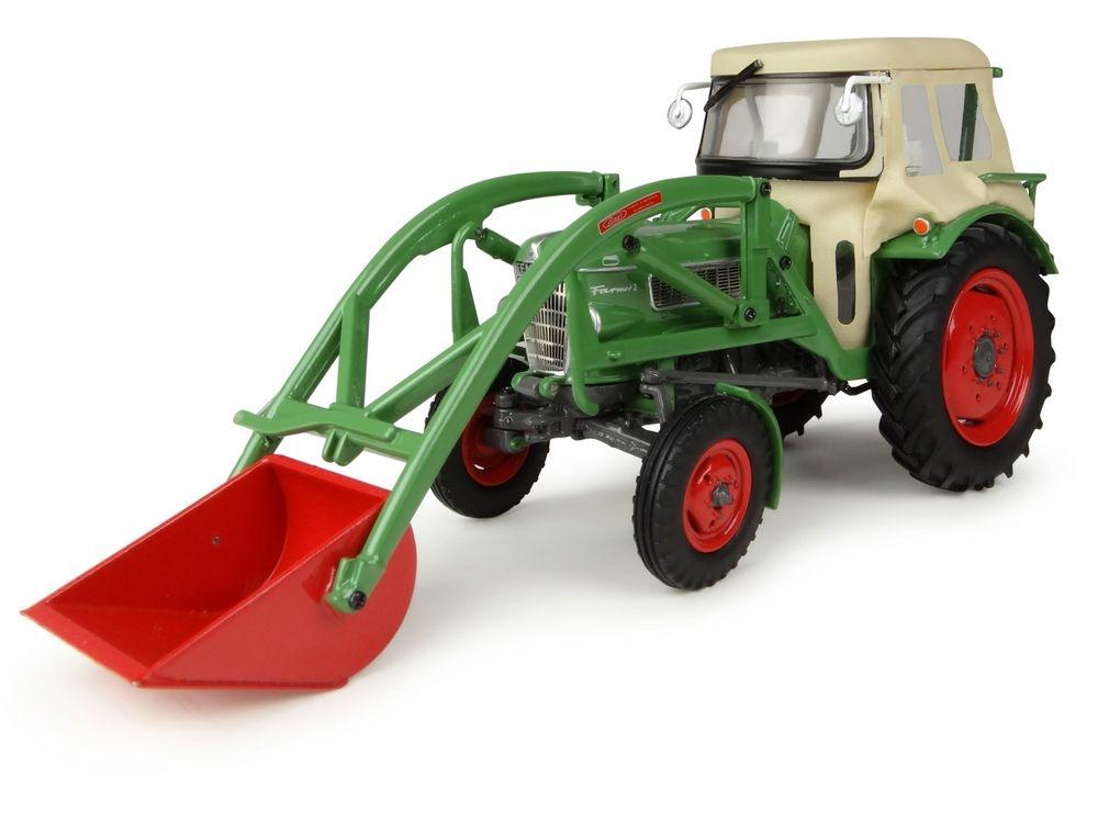 Fendt Farmer 2  Fritzmeier  frontloader