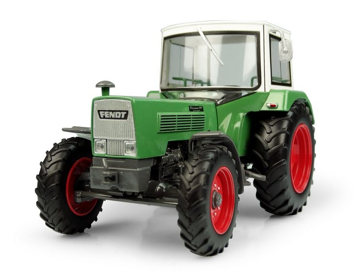 Fent Farmer 106 S 4WD Cabin