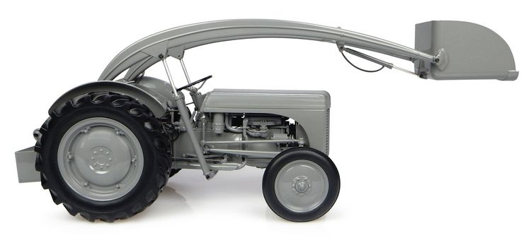 Ferguson TEA-20  frontloader 1947