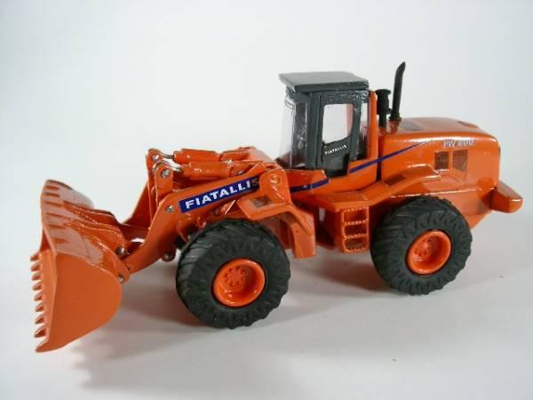 Fiatallis FW 200