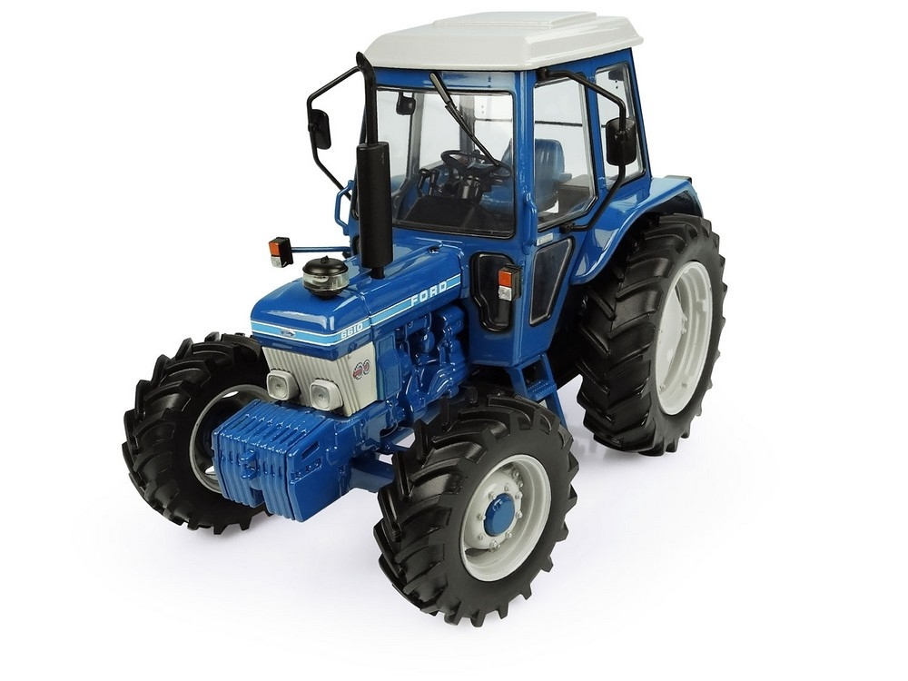 Ford 6610  4WD  Generation 1