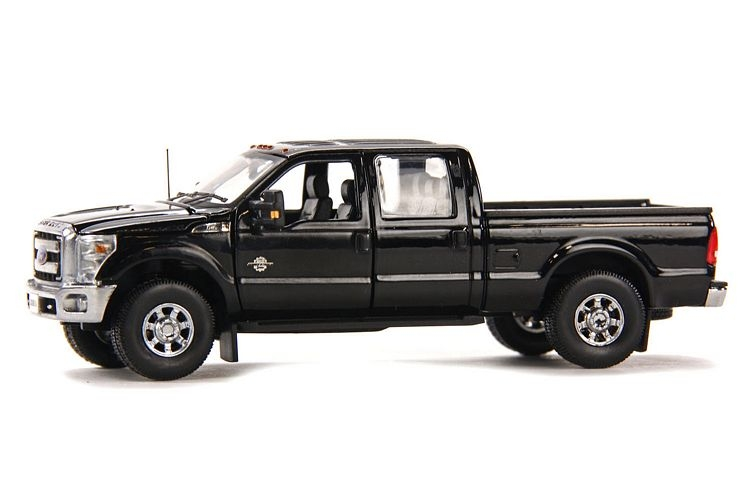 Ford F250 XLT Cabin Crew 6 Bed black chrom