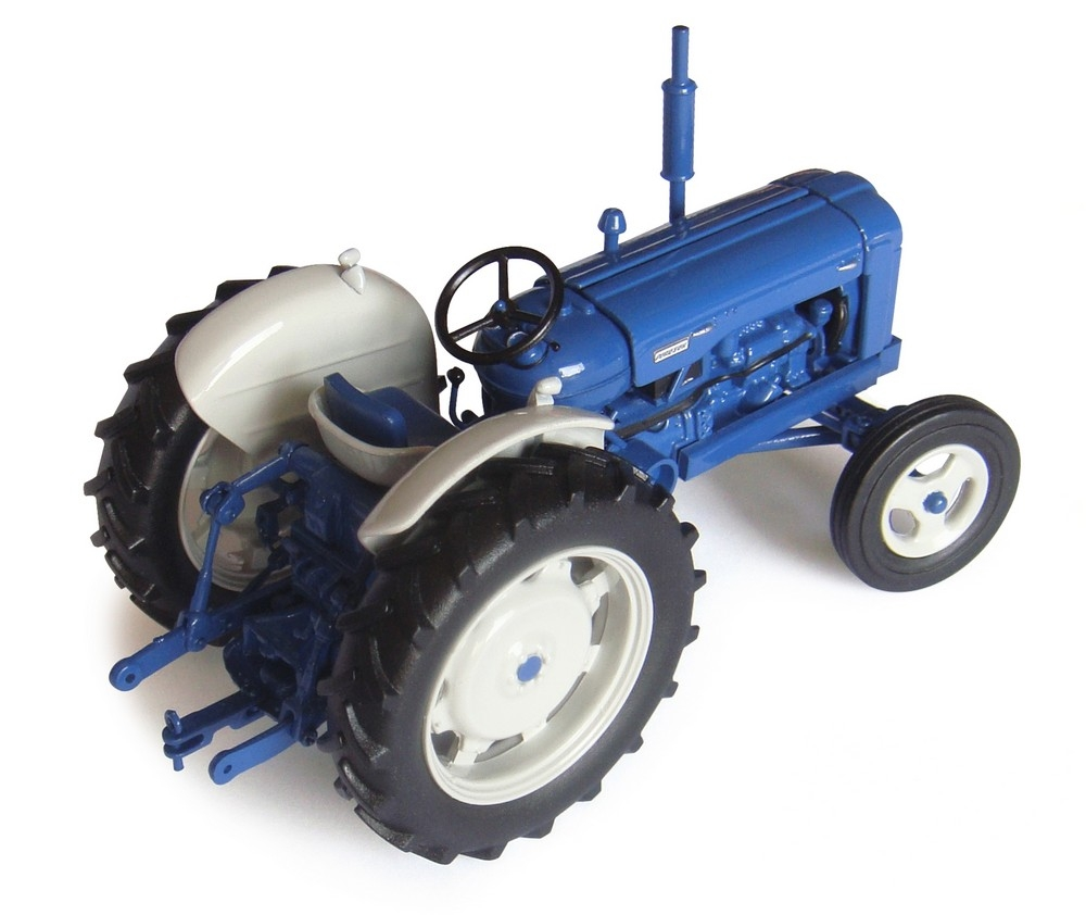 Fordson Super Major  New Performance