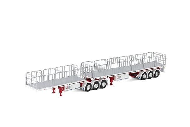 Freighter B Double Flat Top Set BBG