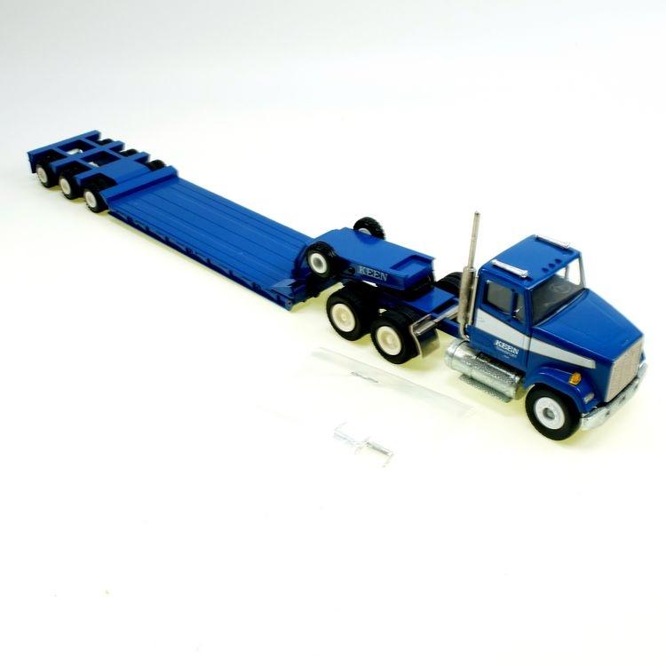Freightliner Tieflader Keen