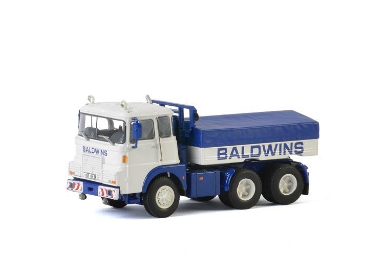 FTF F Serie Ballast Box Baldwins Crane Hire