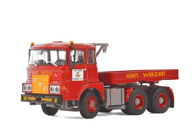 FTF F Serie Ballast Box Van Wezel