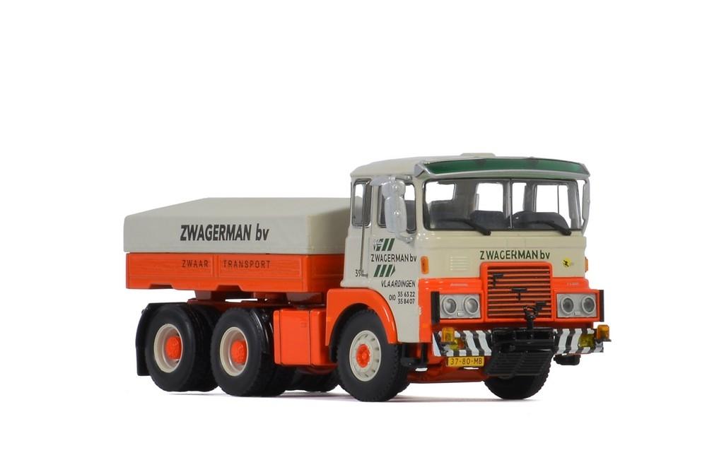 FTF F Serie Old Cab  6X4 C. Zwagerman